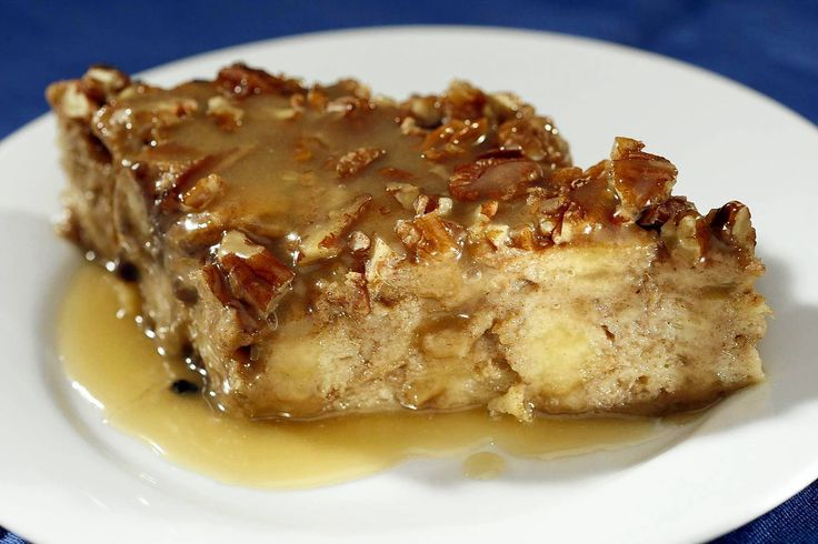 Culinary SOS: Zea's sweet potato bread pudding with rum sauce