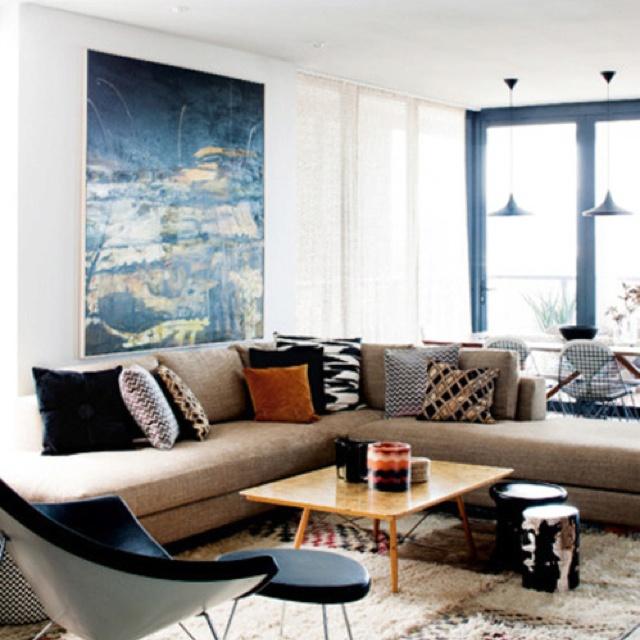 Nice living room  Dream Home  Pinterest
