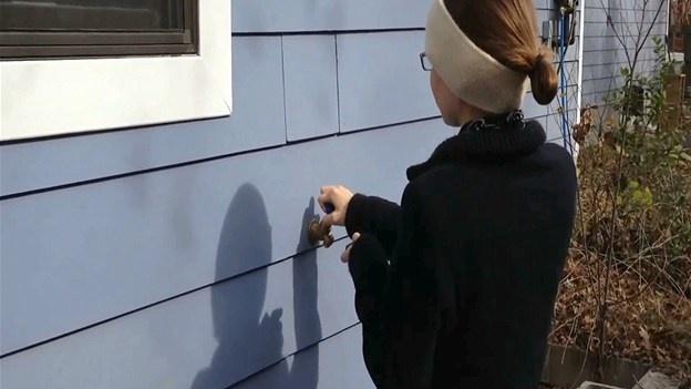 Secret hidden exterior entrance door | For the Home ...