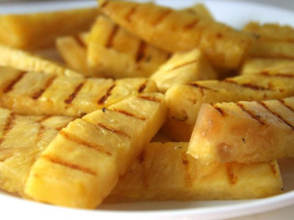 Grilled Pineapple | Light Affairs - Salads, Sides & Such (Low Carb ...