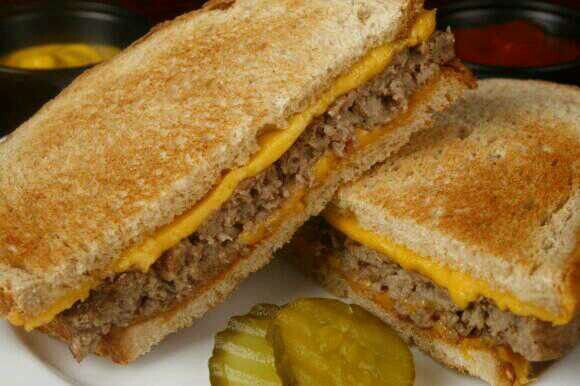 Patty melt | Food Dishes | Pinterest