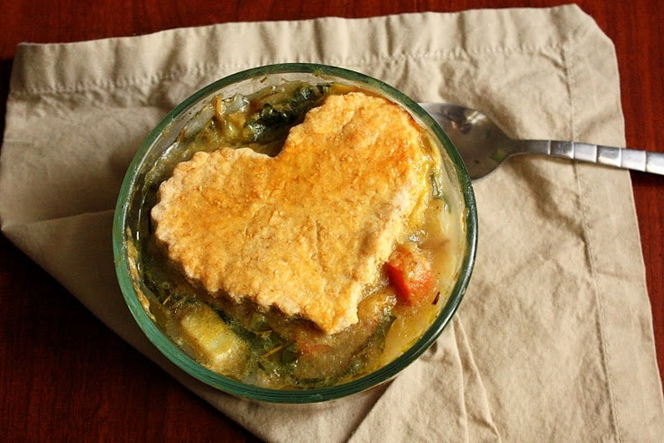 Veggie Pot Pie - | Pockets ~ Savory Turnovers... | Pinterest