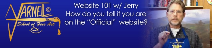 Jerry Yarnell official site