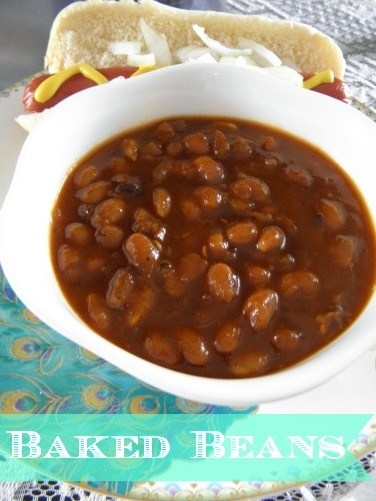 Pat's Baked Beans Recipe — Dishmaps