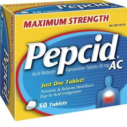 pepcid ac racing to the otc market case