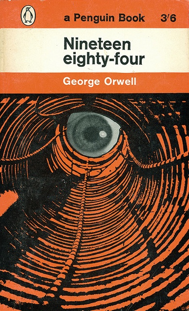 george orwells nineteen eighty four essay Among the various themes which are dealt with in 1984, the one connected with  lying, deception and  george orwell, michael radford: nineteen eighty-four.