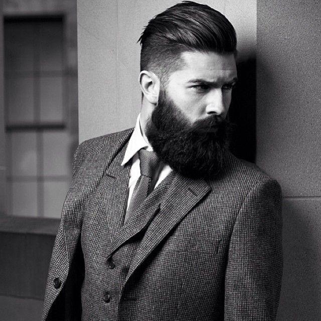 Souvent Les 5 barbes de hipsters du mois de décembre 2014 - L'Homme Tendance RK45