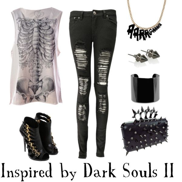 Dark souls ii quot by bexchan on polyvore really any of these things