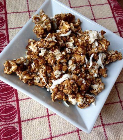 Pumpkin Pie SPICE Caramel Corn | sweets | Pinterest