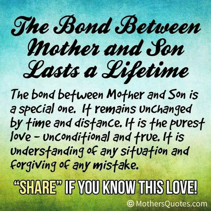 Proud of son quotes and sayings quotesgram for The bond between mother and daughter