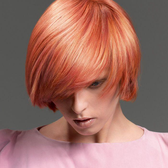 Rose Gold Hair Color Rose Gold Hair Color Images