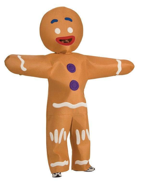 Gingerbread Costume