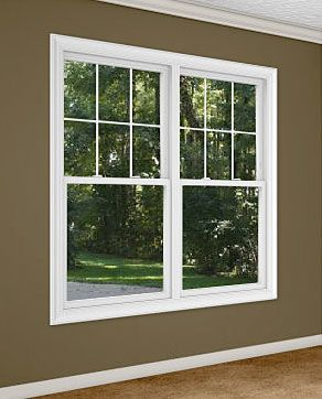 double hung window windows doors pinterest
