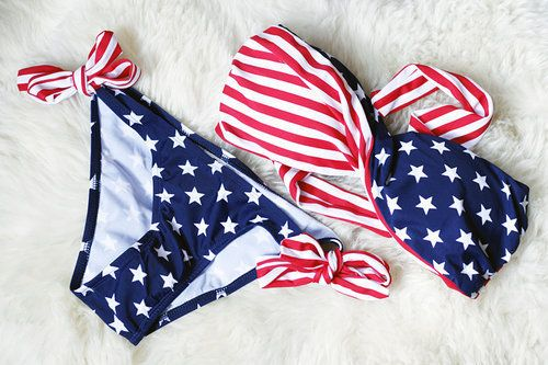 4th of july bathing suits at target