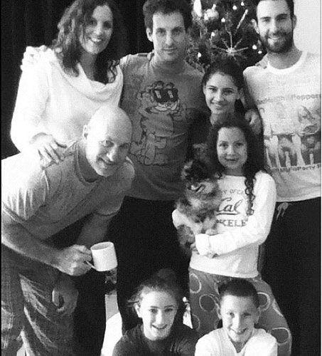 The Levine Family | Adam Levine | Pinterest