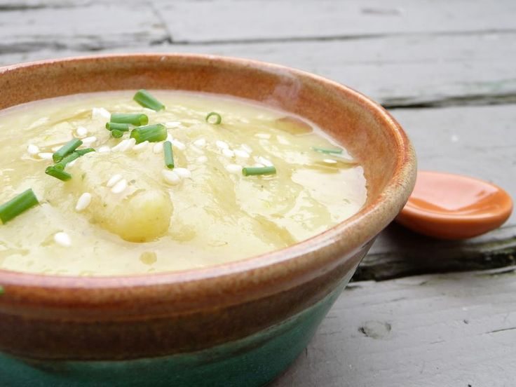 Parsnip Chowder Recipes — Dishmaps