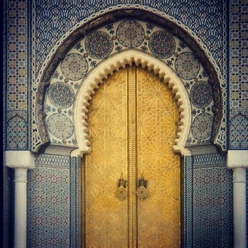 Moroccan Architecture ANDALUSIAN MOROCCAN Pinterest