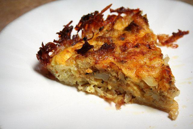 cauliflower with garlic parmesan and goat cheese roasted cauliflower ...