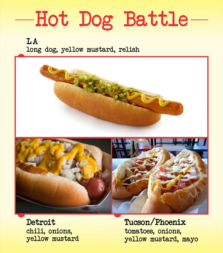 20 Must-Try Hot Dogs in America 20 Must-Try Hot Dogs in America new pics