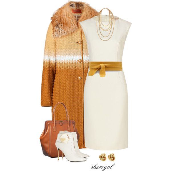 Camel Color Coat Contest, created by sherryvl on Polyvore