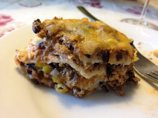 Burrito Pie | Food | Pinterest