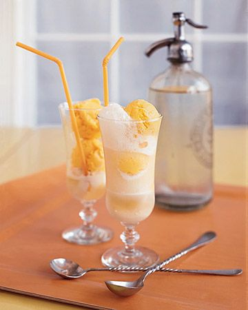 Orange Boston Cooler from Martha Stewart.