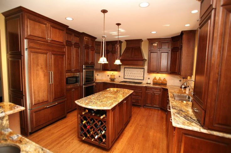 Kitchen remodel kitchen ideas pinterest for Kitchen ideas pinterest
