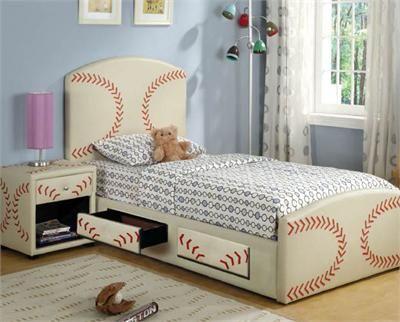 Baseball Bedroom Furniture