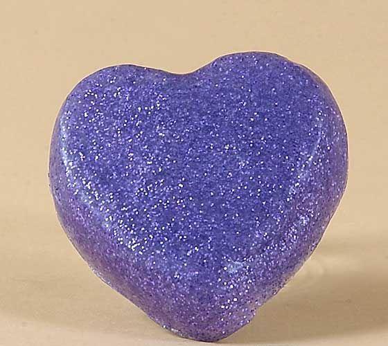 Glitter Heart Soap | Crafts | Pinterest