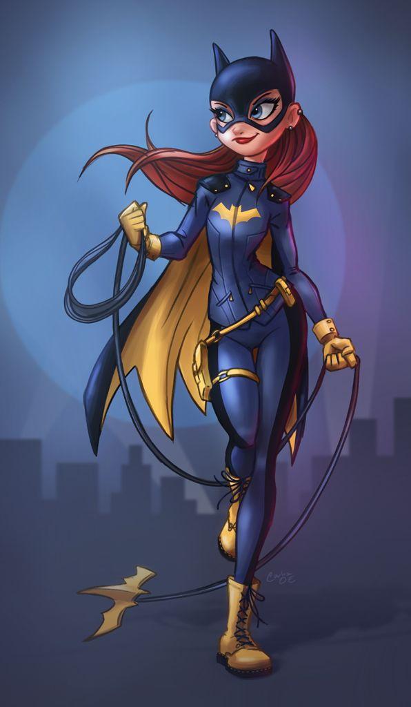 Barbara Gordon Batgirl Oracle Batgirl Appreciation