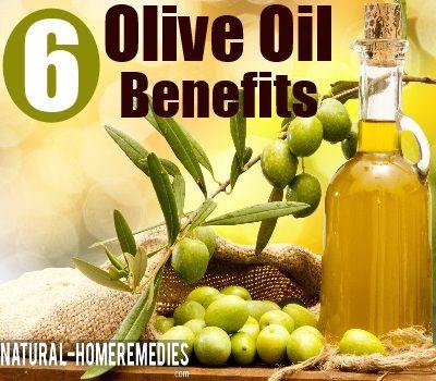 natural health benefits olive