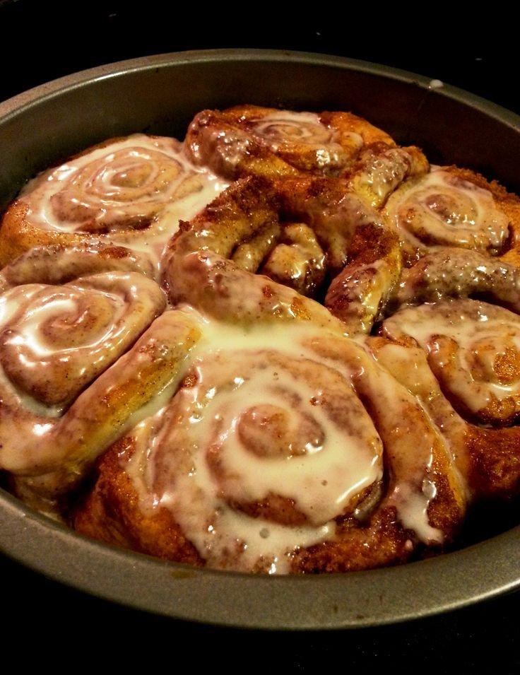 grands biscuit cinnamon rolls | CHRISTMAS | Pinterest
