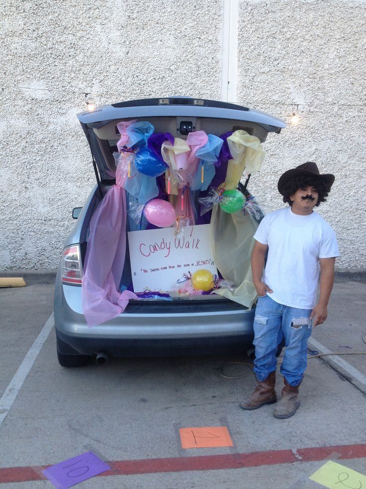 Pin by Michelle Barrera on Trunk or treat Bible theme   Pinterest