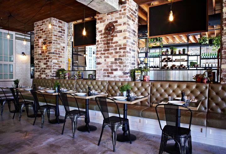 Dise o de bar dise o de caf bares y restaurantes - Disenos para bares ...