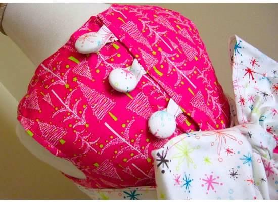 Girls christmas dress girls dress patterns pinterest