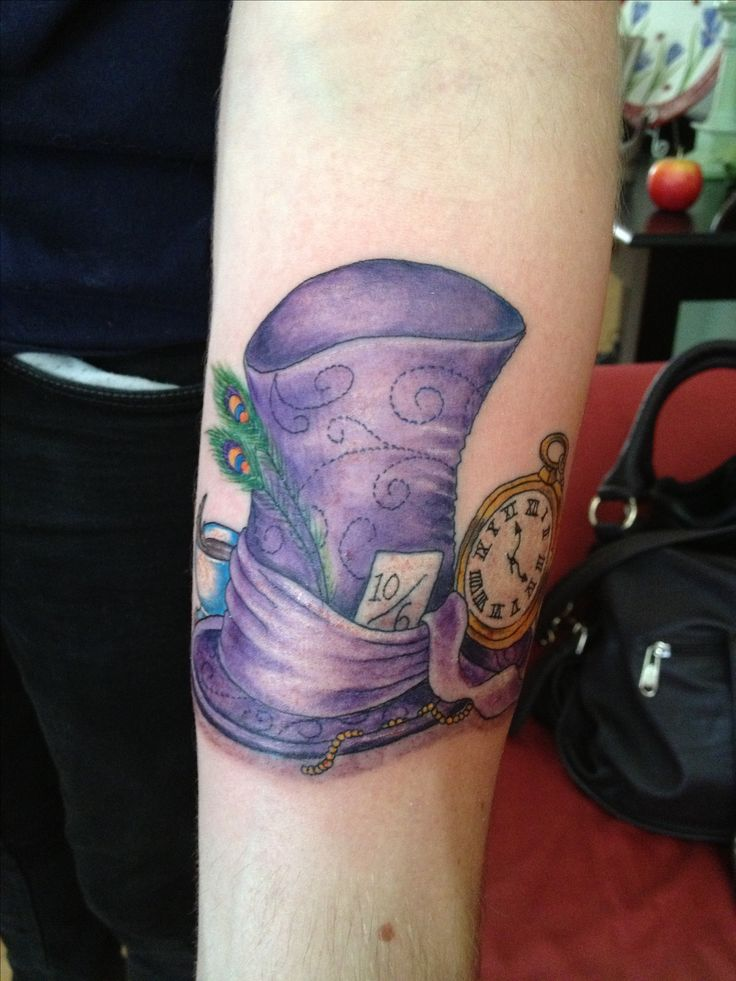 Mad hatter tattoo | Tattoos