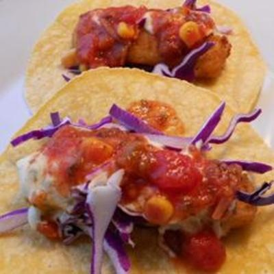 Quick and Easy Fish Tacos
