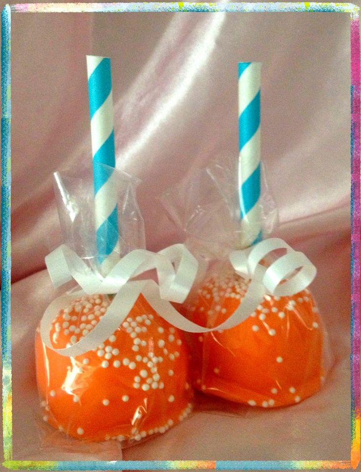 Orange Cream-sickle Cake Pop | Party Time | Pinterest