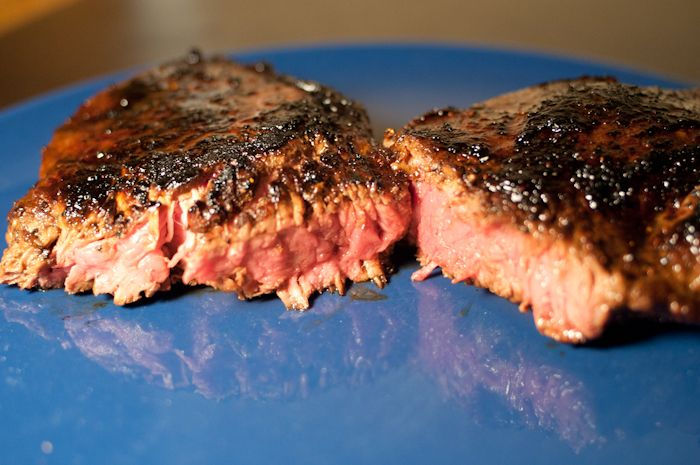 Coffee-rubbed steak | Food: Main Dishes | Pinterest