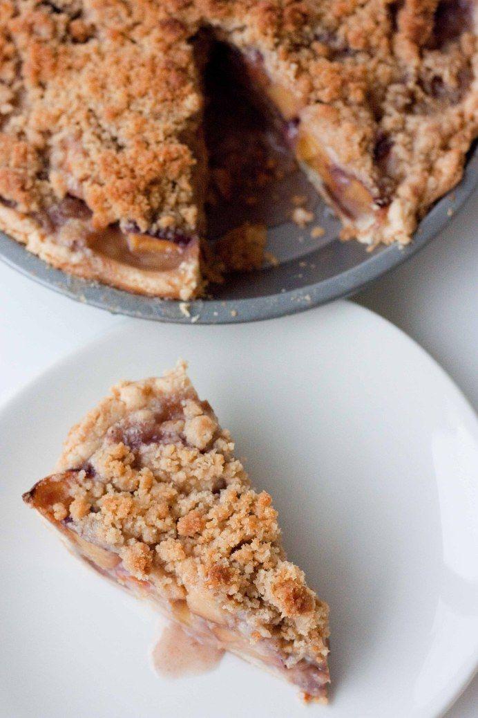 Bourbon peach pie | Cakes and cupcakes | Pinterest