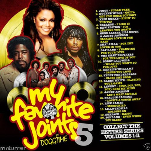 My favorite joints vol 5 old school r b classics mixtape for Old school house classics