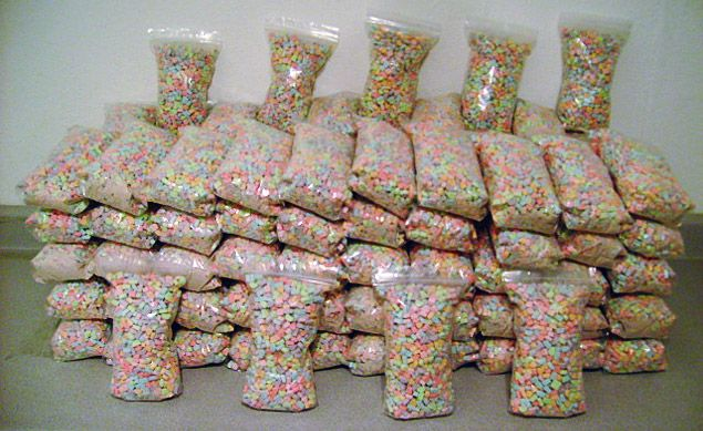 Cereal marshmallows…seriously? SERIOUSLY?!?!?! My childhood dreams just came true!!!!