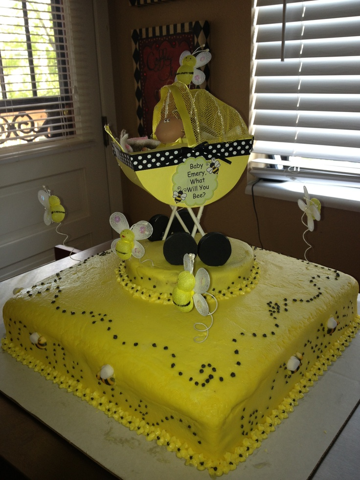 what will it bee baby shower cake my cake creations cakes i have