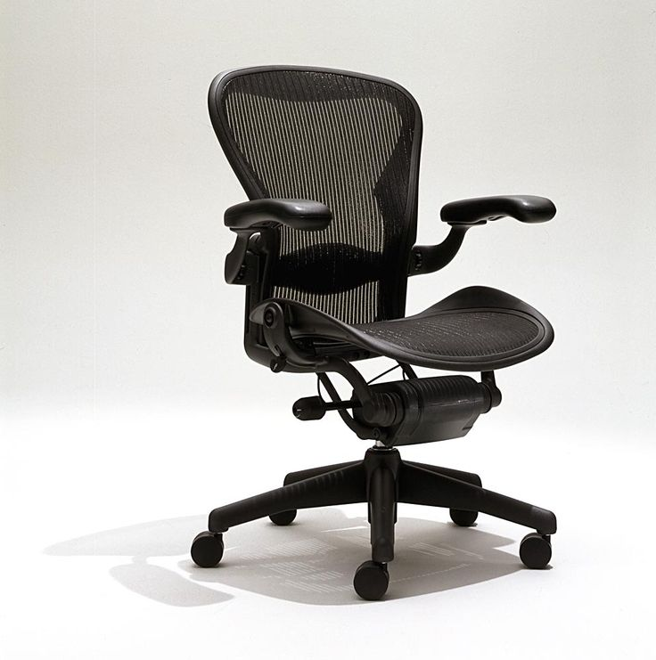 Herman miller aeron task chair productive day to day tools pinter