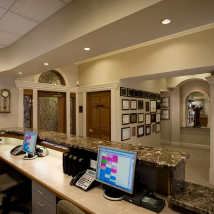 Pin by Carlos Stone on Dental Office Designs-Front Office | Pinterest