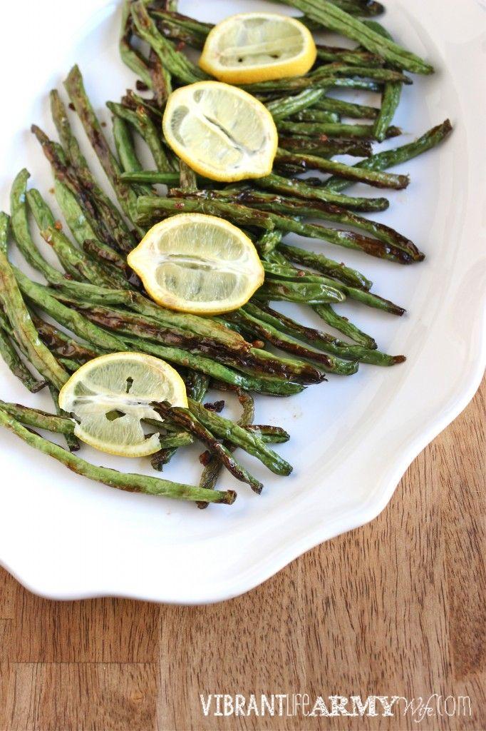 Vibrant Tasty Green Bean Recipes — Dishmaps