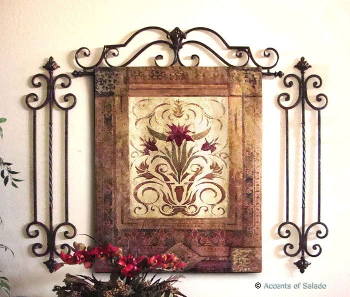 Mediterranean wall decor for the home pinterest for Traditional wall decor ideas