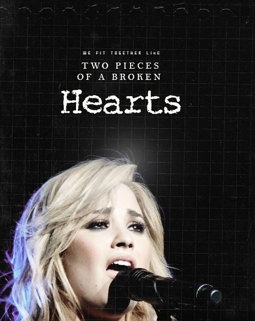 Pieces Demi Lovato Lyrics Music Speaks Works Fail Pinterest