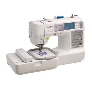 se400 computerized sewing and embroidery machine refurbished