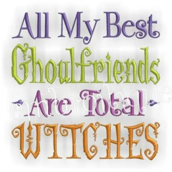 Quotes About Witches Halloween. QuotesGram